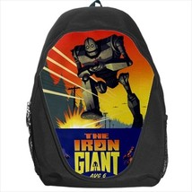 backpack the iron giant school sport bag  - $39.79