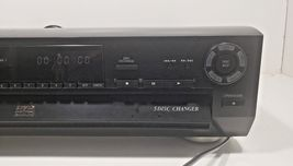 Panasonic DVD-CV50 DVD Video  CD/CD Player 5 Disc Changer..Tested W/Remote image 3