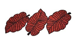 Eco Haat Zari/Zardozi beautiful Table Runner natural fabric handcrafted ... - $37.24