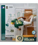 Mark Mulder Series 10 2004 McFarlane Oakland A's Pitcher Figure-New! - $19.75