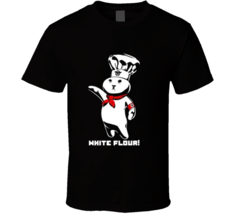 Dough boy Funny Offensive Parody White Flour T Shirt - $19.99
