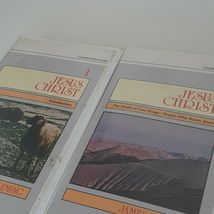 Jesus Christ VHS Tape Series by James Fleming 1985 Never Opened image 7