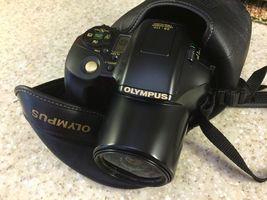 233 Olympus IS-100s FILM camera- 28 - 110 Zoom - $35.00