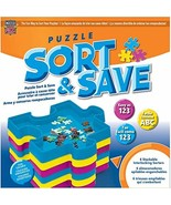 "MasterPieces Accessories, Jigsaw Puzzle Sort & Save, 7.85"" x 7.85"", 6 St... - $10.00"