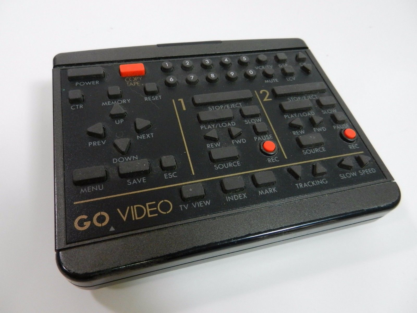 Horizon Go Video GV-3050 Remote Control Dual and similar items