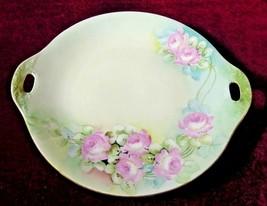 Royal Austria  Platter  O & E Hand -painted Vintage - $75.00