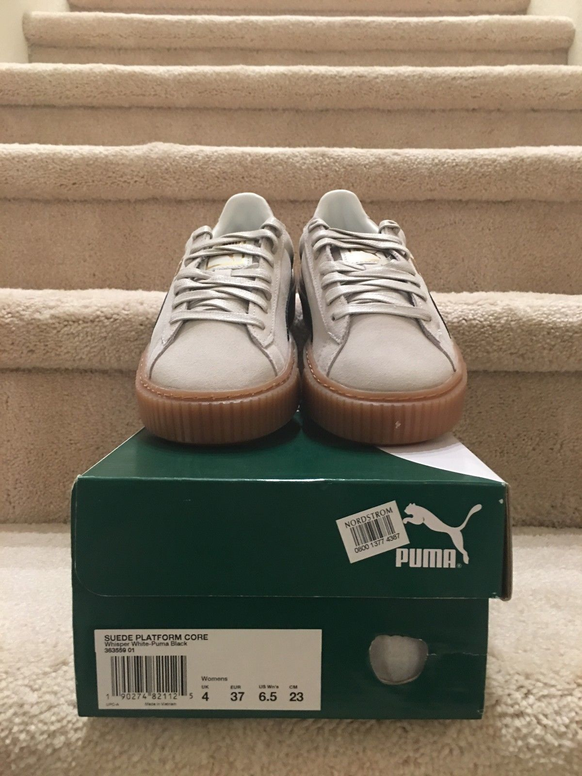 b358a435acc Puma Suede Platform Core 36355901 36355902 and 50 similar items