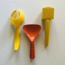 Vintage Garlic Press And Other Tools - $8.60
