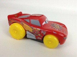 "Cars Hydro Wheels Water Toy Lightning McQueen Floating Large 6"" Car 2013... - $18.76"