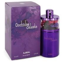 Ajmal Orchidee Celeste By Ajmal Eau De Parfum Spray 2.5 Oz For Women - $32.13