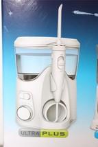 Waterpik Water Flosser WP-150W Ultra Dental Jet Flosser w/ 6 new Tips No Box a#2 - $25.73