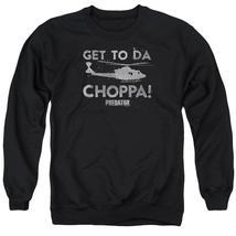 Predator - Choppa Adult Crewneck Sweatshirt Officially Licensed Apparel - $27.99+