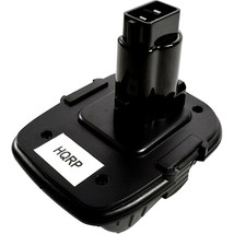 HQRP Battery Adapter 20V Lithium to 18V NiMh fits Dewalt DC9096 DW9096 C... - $15.45