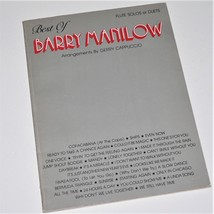 BARRY MANILOW BEST OF SHEET MUSIC BOOK FOR FLUTE Solo & Duet - 30 SONGS ... - $14.00