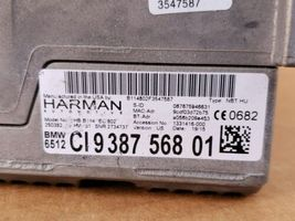 Bmw Navigation Gps Radio Receiver Cd Drive Head Unit Ci 9 387 568 01 image 3