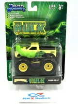 Muscle Machines THE INCREDIBLE HULK Monster Truck MO64-05-07, 1:64 Scale... - $44.50