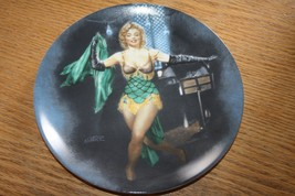 Chris Notarile Marilyn Monroe as Cherie in Bus Stop Collector Plate Delphi 1992 - $19.99