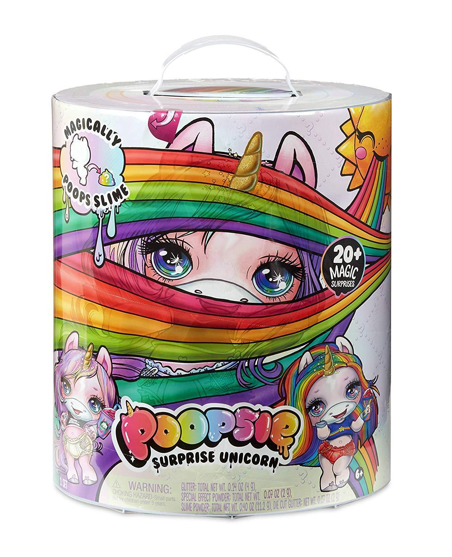 Poopsie Slime Surprise Unicorn-Rainbow Bright Star or Oopsie Starlight