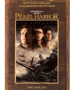 Pearl Harbor (DVD, 2001, 2-Disc Set, 60th Anniversary Commemorative Edit... - £6.01 GBP