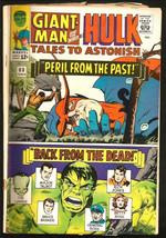 TALES TO ASTONISH #68 ANT MAN Hulk Marvel Comics Bob Powell Stan Lee KIR... - $68.31