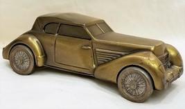 Car Coin Bank 1936 Cord by BANTHRICO INC. Chicago  U.S.A. - $24.14