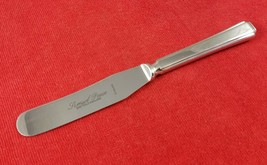 Dinner Knife - Harley by Samuel Peace Sheffield Vintage Stainless Flatwa... - $12.86