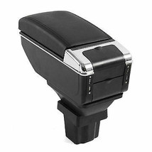 Leather Car Armrest Console Storage Box For Chevrolet Trax Tracker 13-17 - $51.48