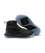 Men's Curry 5 Mid Shoes Stephen Curry Basketball Mid Shoes - $95.99