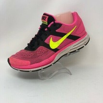 Nike Womens Pegasus 30 Running Shoes Pink 599392 Low Top Mesh Lace Up 9 M - $25.64