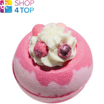 ALL THAT GLITTERS BATH BLASTER BOMB COSMETICS SUMMER CHERRY HANDMADE NAT... - $5.83