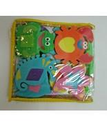 Foam Bath Toys  Non Toxic Early Learning Bathtub Toy Geometric Sensory F... - $18.99