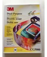 Colore Laser Getto Trasparenza Pellicola 82 Fogli Lettera 21.6cmx 27.9cm... - $46.49