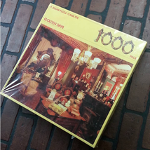 Vintage Golden Days 1000 Piece Jigsaw Puzzle - $19.79
