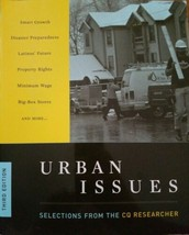 Urban Issues Selections From The CQ Researcher 2007 - $6.79
