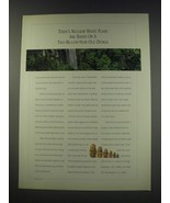 1991 U.S. Council for Energy Awareness Ad - Today's nuclear waste plans - $14.99