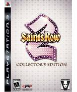Saints Row 2 Collector's Edition - Playstation 3 [PlayStation 3] - $167.30
