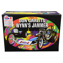 Skill 2 Model Kit Don Garlits Wynn's Jammer Dragster with Display Stand ... - $44.23