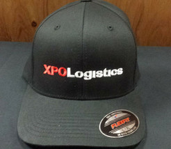 XPO LOGISTICS Flexfit Work Hat - FREE SHIPPING! HIGH QUALITY! Name can b... - $18.95