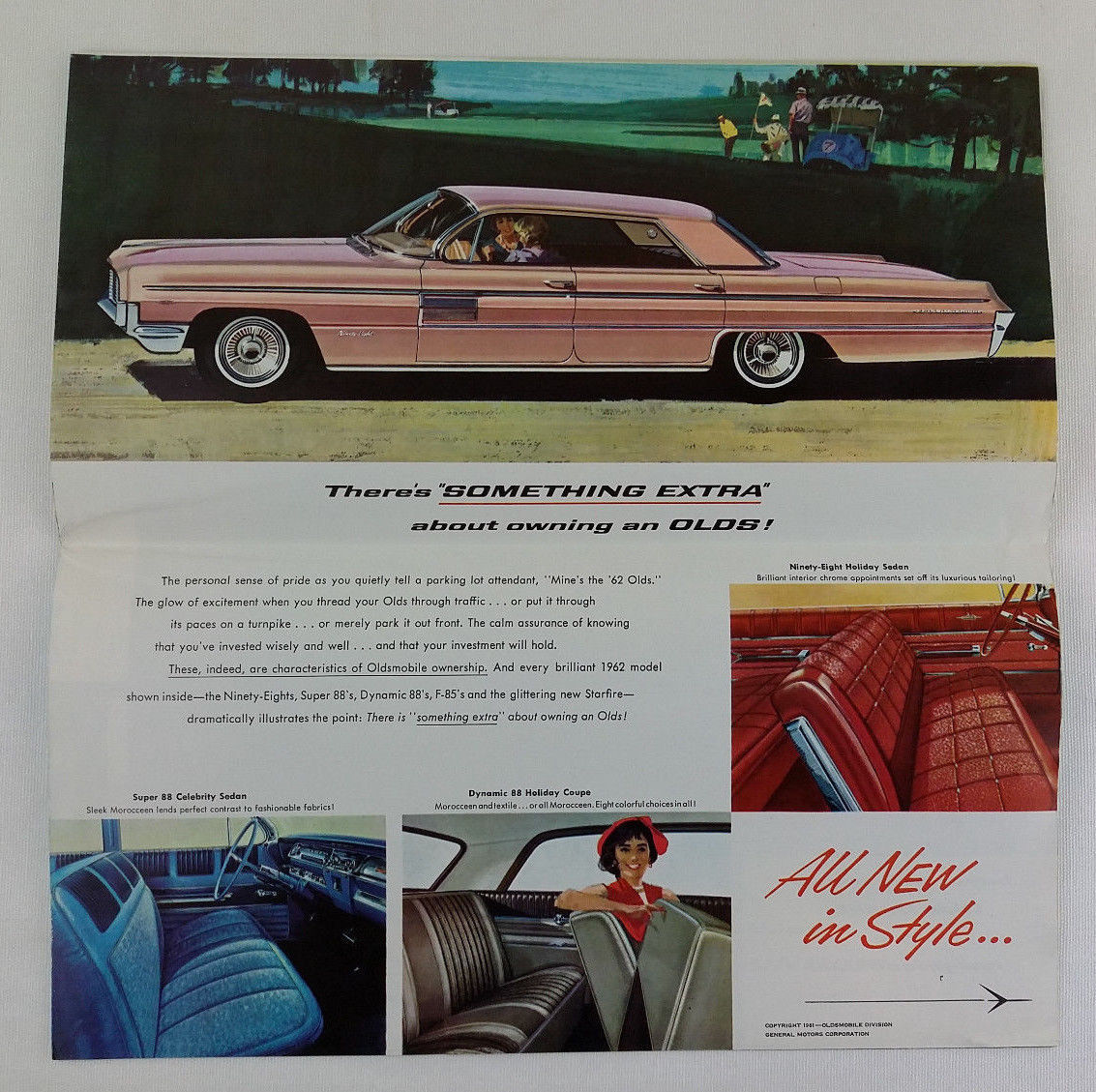 1955 Oldsmobile Ninety Eight
