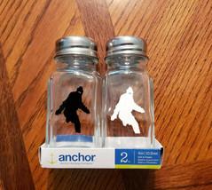 Bigfoot Salt and Pepper shakers - Custom Made Bigfoot S & P Shakers - De... - $8.90