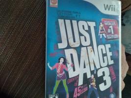 Nintendo Wii Just Dance 3 ~ COMPLETE image 1
