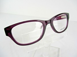 Nine West NW 5114 (515) Purple Crystal 50 x 17 135 mm Eyeglass Frames - $58.87