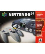 Nintendo 64 Great Condition Fast Shipping - $101.94
