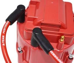 A-Team Performance 8-Cylinder Male Cap, 65K Volt Coil HEI Distributor Tune Up Ki image 9
