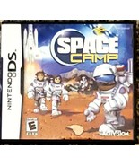 Space Camp (Nintendo DS, 2009) by Activision Complete With Instruction M... - $6.93