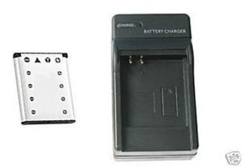 Battery + Charger for Olympus FE-20 FE20 FE-150 FE150 - $26.84