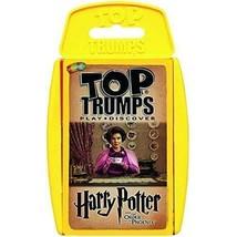 top trumps Gioco Harry Potter  - $19.01
