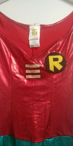 Red//Green Rubies Robin Infant /& Toddler Costume