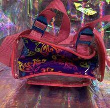 EXC VTG Lisa Frank Roxie Rollie Rare Both White Mini Backpack CLEAN image 5
