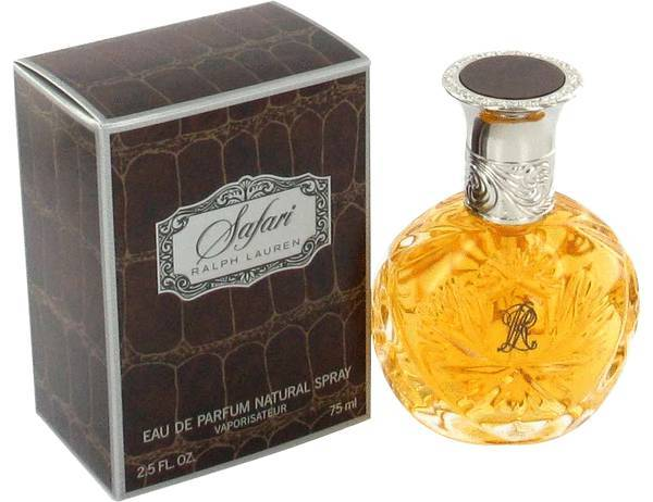 Ralph Lauren Safari 2.5 Oz Eau De Parfum Spray